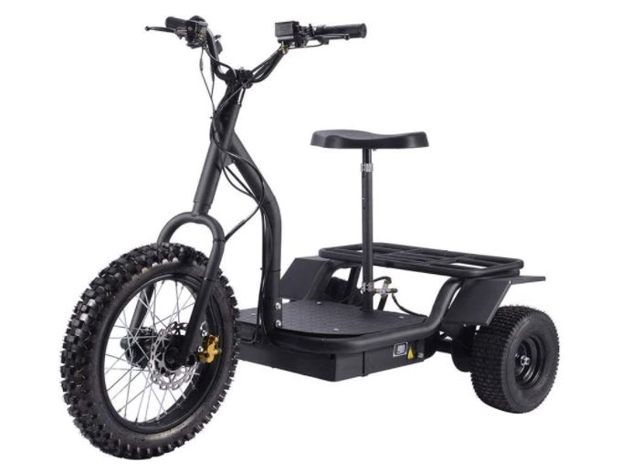 Electric Tricycle Scooter