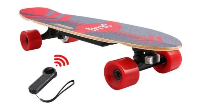 Mini Electric Skateboard