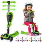 Toddler Scooter. Are You Need It For Baby?