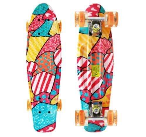 Merkapa 22-inch Complete Skateboard
