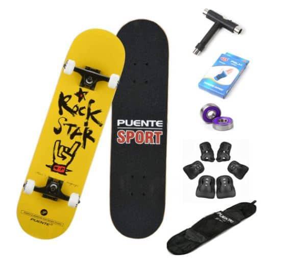 Puente Skateboard