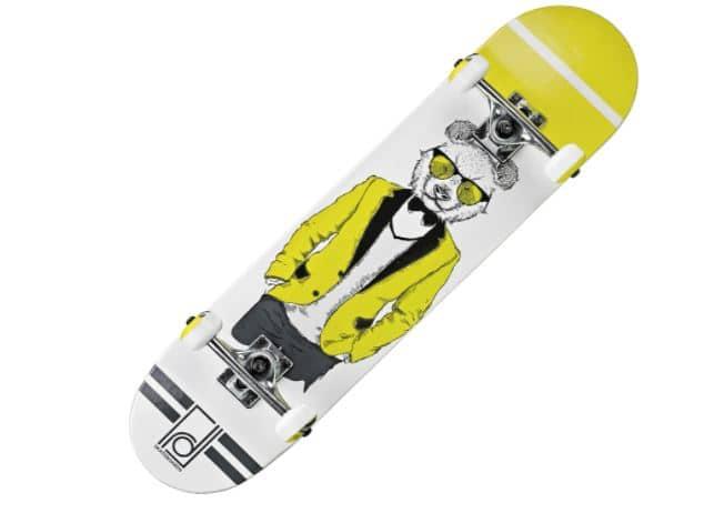 Roller Derby Deluxe Skateboard