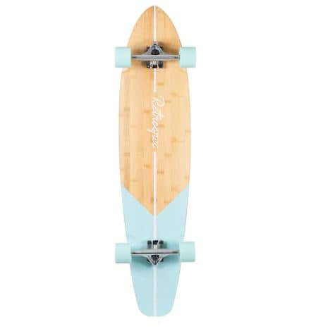 Retrospect Zed Bamboo Complete Skateboard